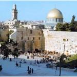 Site exibe imagens em tempo real de lugares sagrados de Jerusalém