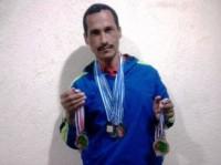"""Campeão internacional testemunha: """"Só comecei a ganhar medalhas  depois que aceitei a Jesus"""""""
