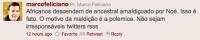 Após ser chamado de racista por dizer que africanos e descendentes são amaldiçoados, Marco Feliciano saiu do twitter