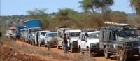 Várias pessoas morrem esperando em fila de 26 km para encontrar com Pastor milagreiro