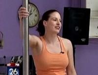 """Pole Dance de Jesus: Mulher ensina dança sensual a cristãs para  """"servir a Deus"""""""