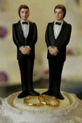 Igreja evangélica gay organiza casamento coletivo no religioso para homossexuais