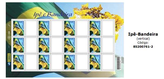 Modelo do selo do Apóstolo Renê Terra Nova