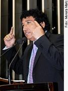 Magno Malta ameaça renunciar ao Senado se PLC 122 for aprovada e afirma que processará Jean Wyllys