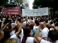 Marcha para Jesus no Rio de Janeiro supera espectativas e reune Silas Malafaia e 200 mil pessoas contra a PLC 122