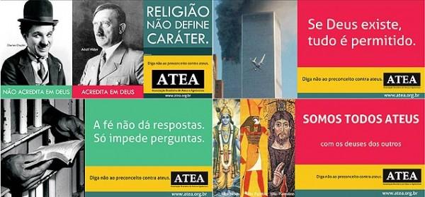 Outdoors ateistas no Brasil