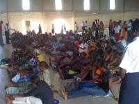 Após ataques e incendios, Igreja Universal fica lotada nos cultos  em templo no Senegal