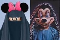 Cristão divulga foto de Mickey em versão islãmica e causa revolta  de muçulmanos