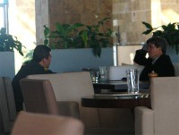 Mesmo proibido pelo técnico Mano Menezes, Pastor volta a se encontrar com Seleção Brasileira