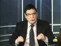 Luiz Carlos Prates, polêmico apresentador do SBT, afirma que presos evangélicos são falsos convertidos. Assista