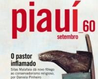 Confira a integra da polêmica matéria da Revista Piauí sobre o Pastor Silas Malafaia: R$60 milhões em ofertas e doações