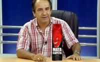 """Site zomba do Pastor Silas Malafaia afirmando que ele está vendendo """"spray mata capeta"""""""