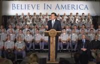 Candidato a Presidente afirma que Deus criou os Estados Unidos para dominarem o mundo