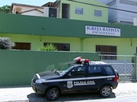 Igreja é assaltada pela quinta vez e tem novo prejuizo de mais de R$6 mil