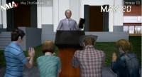 Pastor que previu fim do mundo vira piada em vídeo divulgado na internet