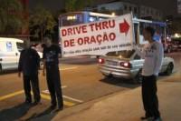 Universal expande o Drive-Thru da Oração e pretende implantar o sistema em todo o Brasil