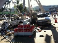"""Pastor e filho sobrevivem a explosão em posto de gasolina: """"Com certeza foi um livramento do Senhor"""""""