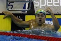 """Nadador brasileiro conquista medalha de ouro no Pan e afirma: """"é para Jesus"""""""