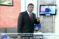 Apóstolo Valdemiro Santiago afirma que Igreja Mundial custa R$ 30 milhões por mês