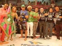 Lutador de MMA evangélico ganha título em quadra de escola de samba, mas recusa desfilar no carnaval
