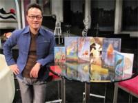 """Davi Lyu, desenhista dos clássicos da Disney """"A Bela e a Fera"""" e """"Rei Leão"""", largou os salários milionários para servir a Deus"""