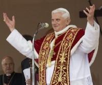 Papa Bento XVI reconhece ter vergonha do passado violento da Igreja Católica