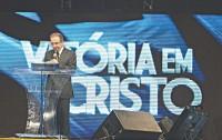 Vida Vitoriosa para Você: Evento de R$2 milhões do Pastor Silas Malafaia reune meio milhão de pessoas em praia do nordeste