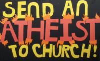 Para melhorar imagem, ateus se unem a cristãos em ação solidária contra a fome