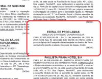 """Igreja Quadrangular publica """"cancelamento do inferno"""" no Diário Oficial"""