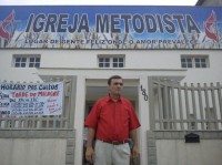 Viúva da Mega-Sena foi convidada a dar testemunho em culto da Igreja Metodista