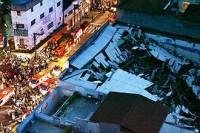 Justiça condena Igreja Renascer a indenizar familiares de vítimas do desabamento do teto de sua sede em R$ 1 milhão