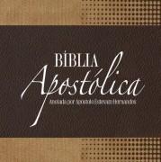 """A """"Bíblia Apostólica"""" contendo anotações do Apóstolo Estevam Hernandes custará R$110,00"""