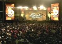 Jornal Nacional da Rede Globo noticia sobre Cruzada Vida Vitoriosa para Você realizada pelo pastor Silas Malafaia em Recife