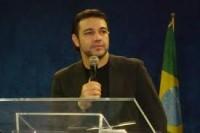 Deputado Marco Feliciano ministra pregação em culto da Frente Parlamentar Evangélica