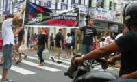 Força Jovem Brasil realiza campanha contra o crack em São Vicente, São Paulo