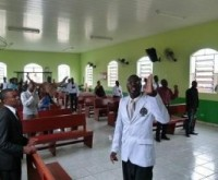 Assembleias de Deus recebem evangélicos refugiados do Haiti