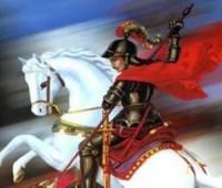 Evangélicos recorrem à justiça por direito de filhas não usarem uniformes com imagem de São Jorge