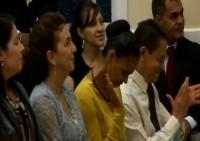 Ex senadora Marina Silva é ordenada pastora em Convenção das Assembleias de Deus do Distrito Federal