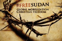 #FreeSudan: Famosos e anônimos se mobilizam contra ordem para cristãos sairem do Sudão