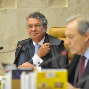 ministro Marco Aurélio Mello, relator do processo em julgamento no