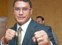 Deputado evangélico Popó se divide entre a Câmara e os treinamentos para a luta de despedida do boxe