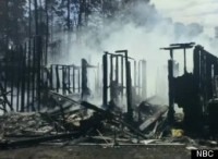 Esquilo causa incêndio e destrói totalmente casa de pastor na Flórida