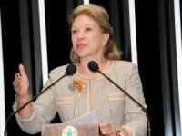 """Marta Suplicy critica religiões por mudanças no texto da Rio+20 e afirma que elas """"estão ganhando espaço às custas da saúde da mulher"""""""
