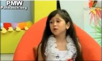 Programa infantil de TV palestina ensina o ódio contra cristãos e judeus. Assista na íntegra