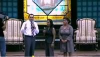 """Pastor da Igreja Universal afirma que ex-obreira da denominação ficou """"grávida do diabo"""" e deu à luz três caveiras. Assista na íntegra"""