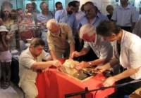 Arqueólogos encontram, em igreja na Bulgária, ossada que pode ser de João Batista
