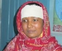 Confira o testemunho da cristã que mesmo após ser espancada por mulheres muçulmanas, manteve sua fé