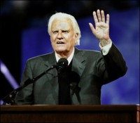 Comparando os Estados Unidos a Sodoma e Gomorra, Billy Graham fala sobre a decadência moral do país