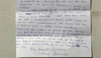 """Em carta, goleiro Bruno jura pelo sangue de Jesus que nunca desejou o """"desaparecimento de Eliza Samudio"""""""