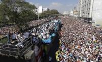 Marcha para Jesus em São Paulo terá ações de sustentabilidade e distribuição de sementes de árvores nativas